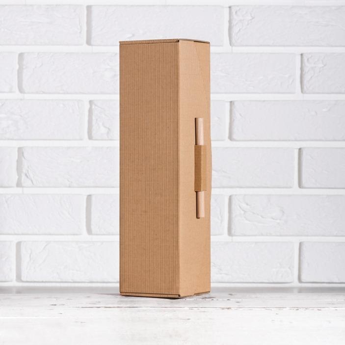 Pudełko na kieliszek lub butelkę