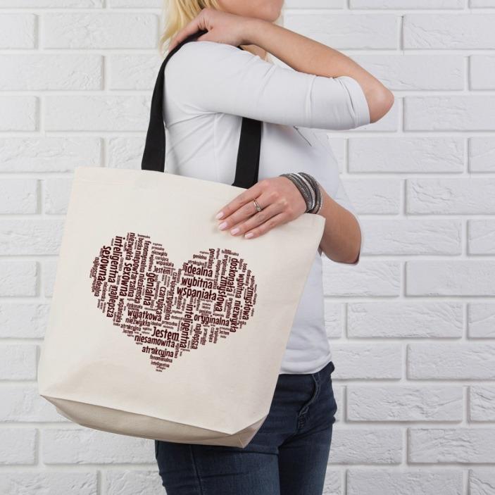Doskonała, idealna ... - torba na ramię