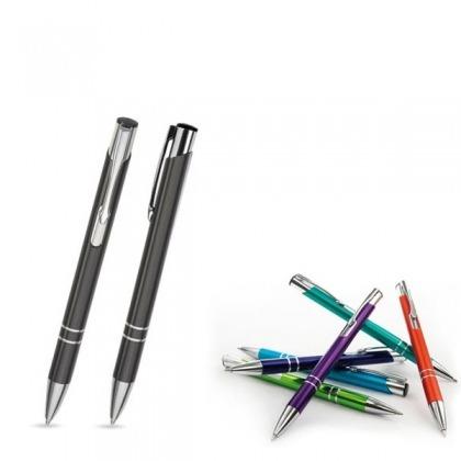 Grawerowane długopisy reklamowe cosmo